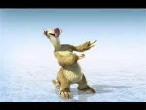"""The Sid Shuffle"" Ice AgeDance"