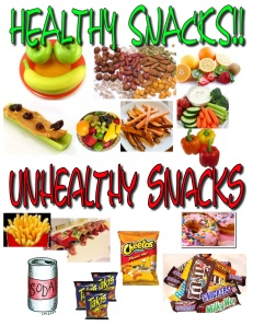 Make the HEALTHY CHOICE Inez!!