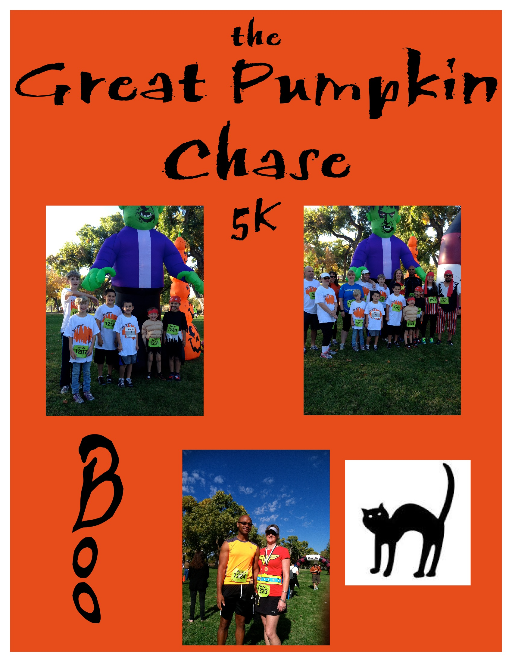 Great Pumpkin Chase