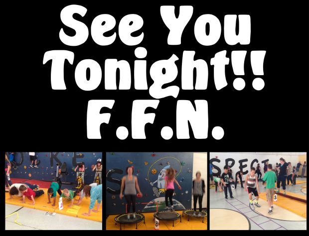 See You Tonight!!