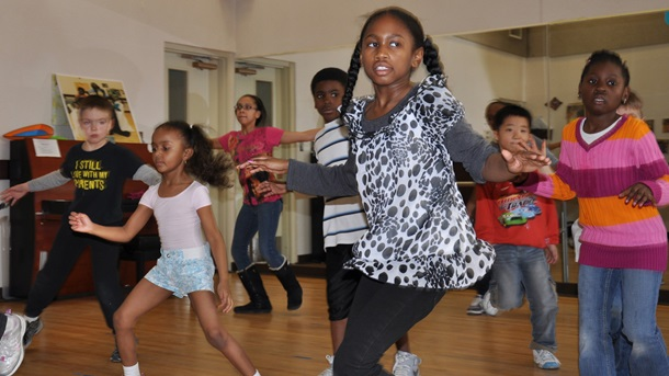 Why Dance is great for Kid's Brains