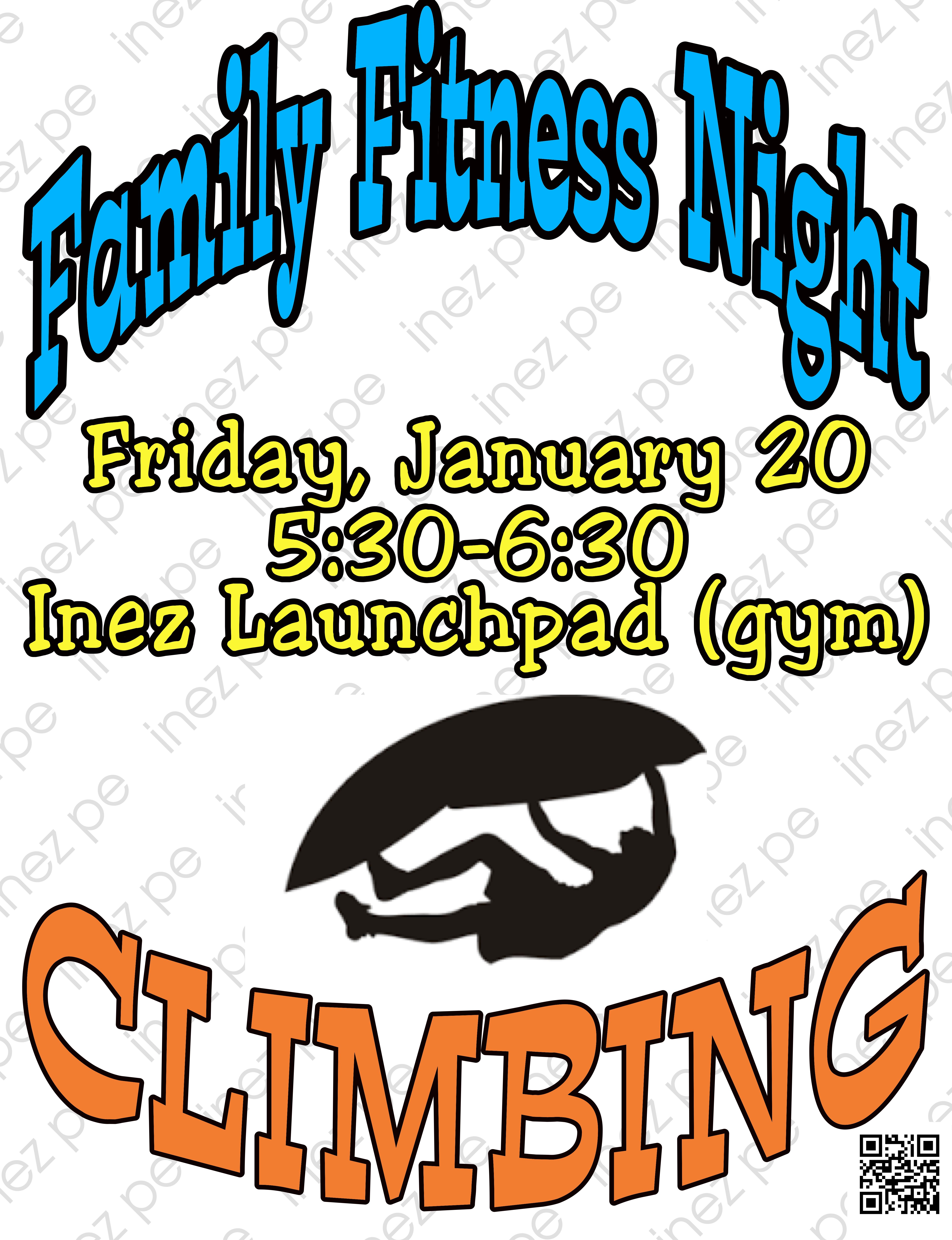 Family Fitness Night!!