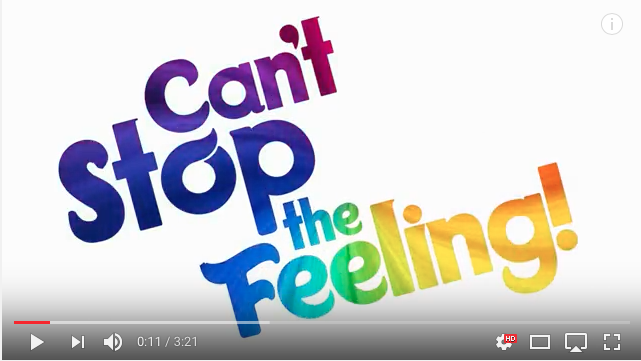 **Can't Stop the FeelingDance**