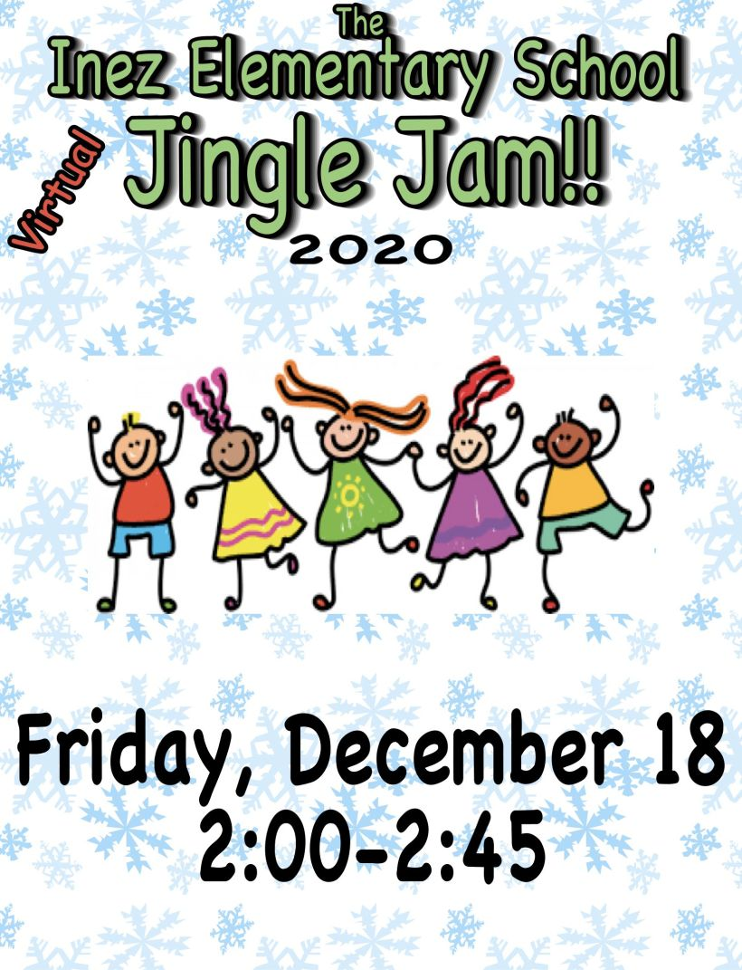 The Inez Jingle Jam!!